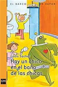 eBook Hay Un Chico En El Bano De Las Chicas/ There's a Boy in the Girls' Bathroom (Spanish Edition) download