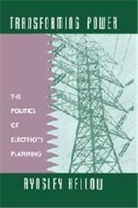 eBook Transforming Power: The Politics of Electricity Planning download