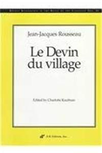 eBook Le Devin Du Village (Recent Researches in the Music of the Classical Era) download
