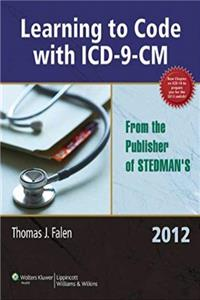 eBook Learning to Code with ICD-9-CM 2012 download