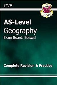 eBook AS Level Geography Edexcel Complete Revision & Practice download