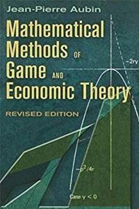 eBook Mathematical Methods of Game and Economic Theory: Revised Edition (Dover Books on Mathematics) download