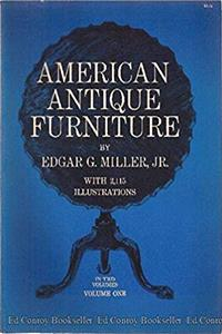 eBook American Antique Furniture: A Book for Amateurs, Vol. 1 download