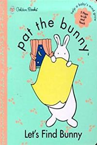 eBook Pat the Bunny : Let's Find Bunny download