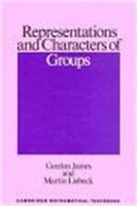 eBook Representations and Characters of Groups (Cambridge Mathematical Textbooks) download