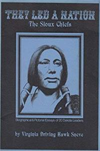 eBook They Led a Nation: The Sioux Chiefs download