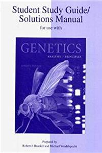 eBook Student Study Guide/Solutions Manual to accompany Genetics download