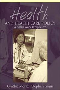 eBook Health and Health Care Policy: A Social Work Perspective download