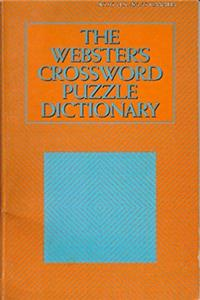 eBook The Webster's Crossword Puzzle Dictionary download