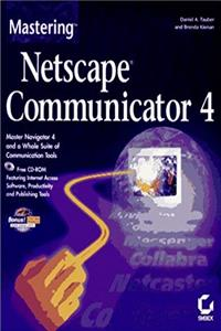 eBook Mastering Netscape Communicator download