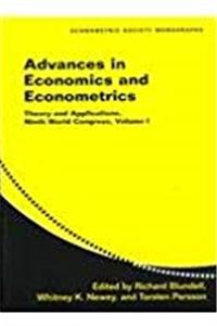 eBook Advances in Economics and Econometrics 3 Volume Paperback Set: Theory and Applications, Ninth World Congress (Econometric Society Monographs) download