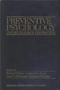 eBook Preventive psychology: Theory, research, and practice (Pergamon general psychology series) download
