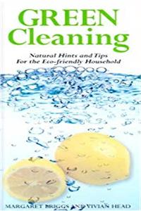 eBook Green Cleaning: Natural Hints and Tips download