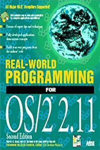 eBook Real-World Programming for Os/2 2.11/Book and Disk download