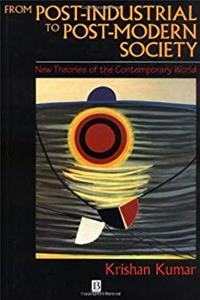 eBook From Post-Industrial to Post-Modern Society: New Theories of the Contemporary World download