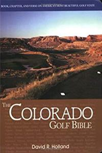 eBook The Colorado Golf Bible download
