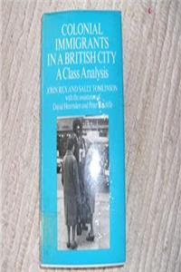 eBook Colonial Immigrants in a British City: A Class Analysis (International Library of Society) download