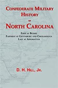 eBook Confederate Military History of North Carolina: North Carolina in the Civil War, 1861-1865 download