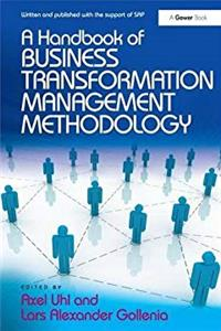 eBook A Handbook of Business Transformation Management Methodology download