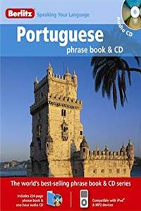eBook Berlitz Portuguese Phrase Book & CD download