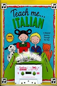 eBook Teach Me Italian (Paperback and Audio Cassette): A Musical Journey Through the Day download