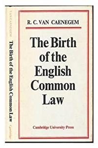 eBook The Birth of the English Common Law download