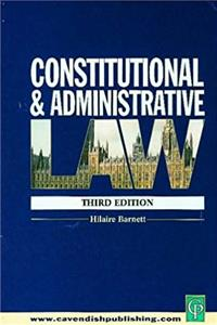 eBook Constitutional and Administrative Law download