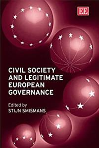 eBook Civil Society And Legitimate European Governance download