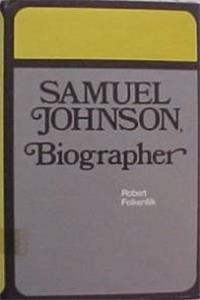 eBook Samuel Johnson: Biographer download