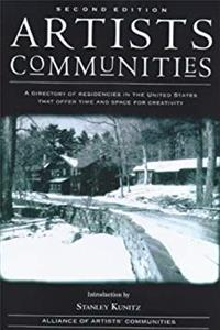 eBook Artists Communities: A Directory of Residencies in the United States That Offer Time and Space for Creativity download