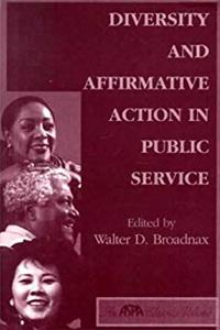 eBook Diversity And Affirmative Action In Public Service (Aspa Classics) download