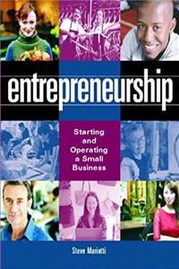 eBook Entrepreneurship: Starting and Operating a Small Business w/ BizBuilder CD & Business Plan Pro Pkg. download