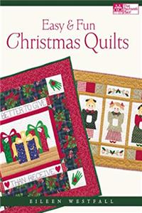 eBook Easy and Fun Christmas Quilts download