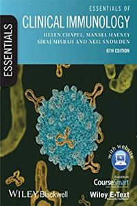 eBook Essentials of Clinical Immunology, Includes Wiley E-Text download