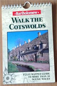 eBook Walk the Cotswolds (Bartholomew Walk Guides) download